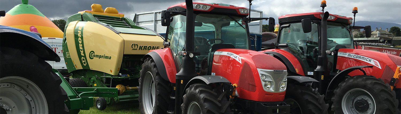 Hamilton Tractors